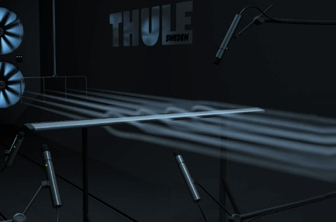 Thule wing bar